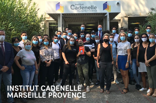 Image 4Institut Cadenelle, Walt et Le Routard